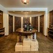 10000 Hollow Way wine room