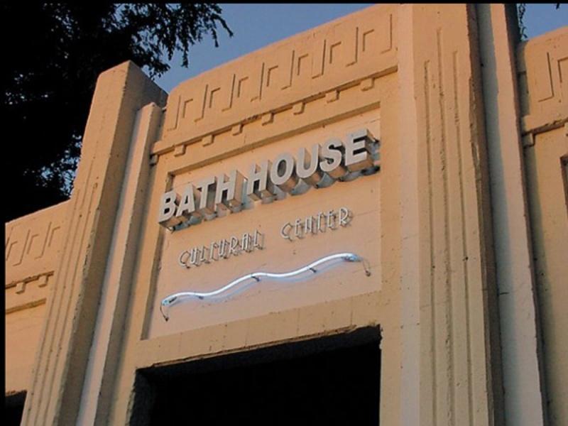 Club houston bath house