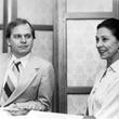 Stevenson, Fonteyn in 1978 (Swan Lake coaching) Andrea Vodehnal and Whit Haworth