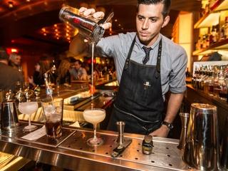 Bartender at Midnight Rambler