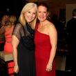 Katherine LaLonde and Gillian Breidenbach, jld ball