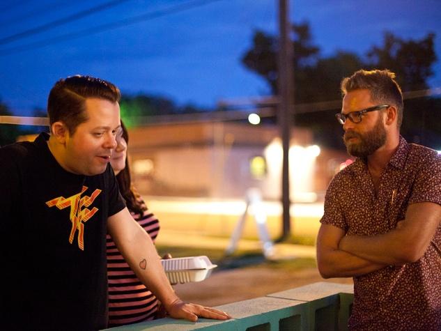 Tyler Pratt Laurie Gallardo Interview El Sapo Burger Austin Nathan Bernier KUT All Things Considered
