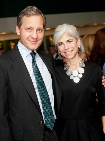 News_MFAH Turrell dinner_May 2012_Scott Nyquist_Judy Nyquist