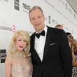 Academy Awards, Oscars, February 2013, Diane Lokey Farb and Marc Hruschka