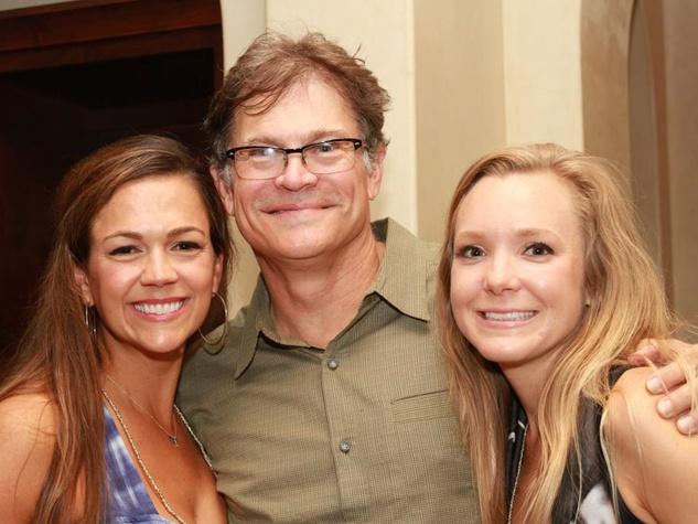 Heroes Rise Fundraiser 2014 in Austin Kathleen Seiders, Chuck Nowland, Caroline Neal