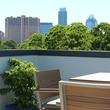 Hotel Eleven 11th Street Austin 2016 rooftop patio skyline view