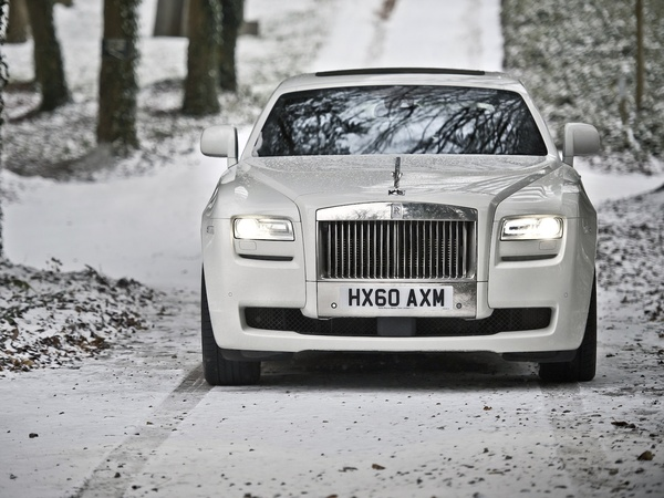 COTY 2012 runner up Rolls Royce Ghost
