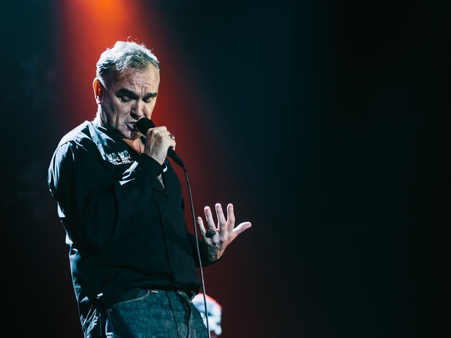 Morrissey at Austin Music Hall