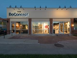 BoConcept store in Dallas