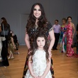 Jill Thompson Shull, Averie Shull at International Mothers Day Soiree