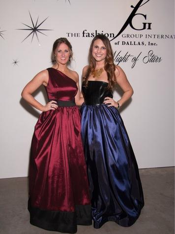 Caitlyn Mullanix, Chelsea Brogdon, FGI Night of Stars Gala