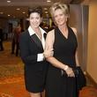 Heather Evans, Tiffany Watson, black tie dinner