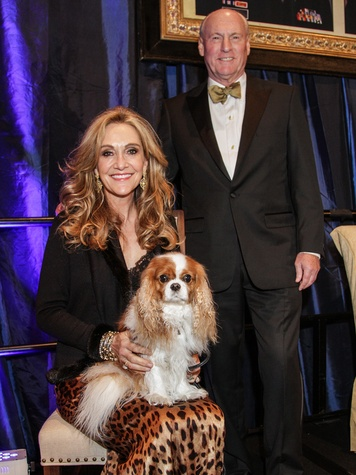Jana and Scotty Arnoldy at the Citizens for Animal Protection Gala November 2013
