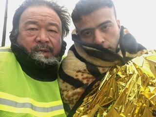 Human Flow by Ai Weiwei