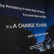 Quote at George W. Bush Presidential Center in Dallas