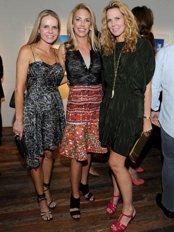 Allyson Cooke, Helena Wall, Ginny Fein