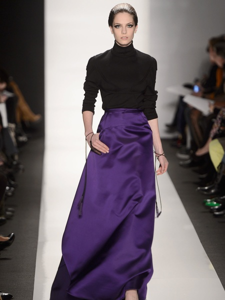 Fashion Week fall 2013, Ralph Rucci
