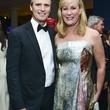 21 Steve Summers and Sara Dodd at the MFAH Grand Gala Ball October 2013