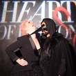 Vivian Wise, Fady Armanious at Heart of Fashion Masquerade Ball