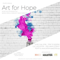 Bering Omega Community Health Services presents Art for Hope