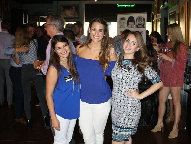 Houston, Houston Children's Charity, June 2017, Rachel Gordon, Alyx Haraway, Caitlyn Pesl