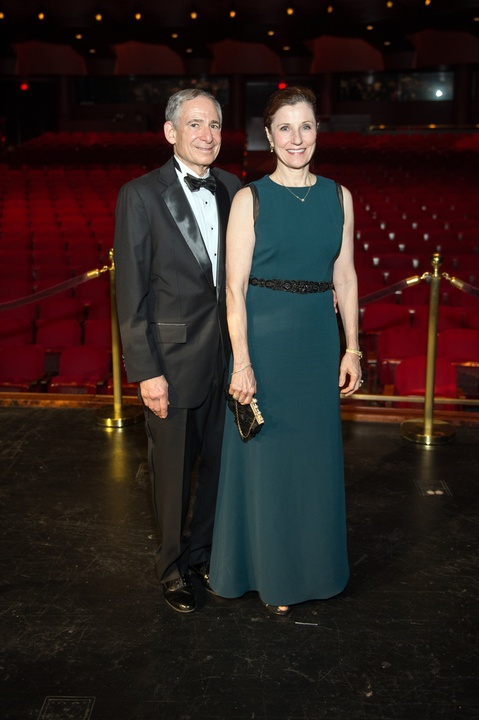 1770 Dr. Jack A. Roth and Dr. Elizabeth Grimm at the Houston Grand Opera HGO 60th Anniversary March 2015