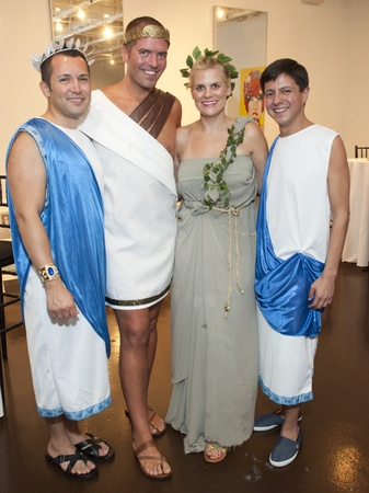 002_Bering Omega toga party, July 2012, Jerry Guerrero, Paul Pettie, Liz Gorman, Nick Espinosa.jpg