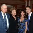 News_Shelby_UH Great Conversation_Bill Bonham_Lynn Bonham_Cathy Brock_Dr. Gary Brock_March 2013