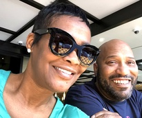 Queenie Freeman and Bun B