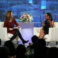 Norah O'Donnell Condoleezza Rice