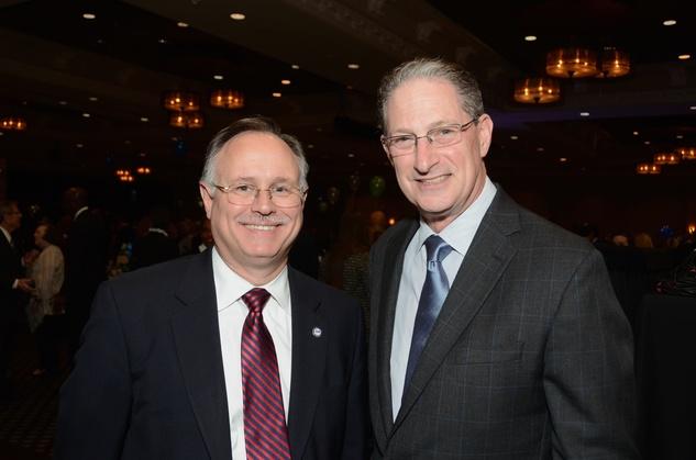 News, KIPP Academy gala, April 2015, Mike Laster, Jeffrey Bricker