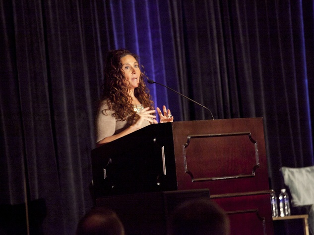 Kristie Salerno Kent, On The Move Luncheon