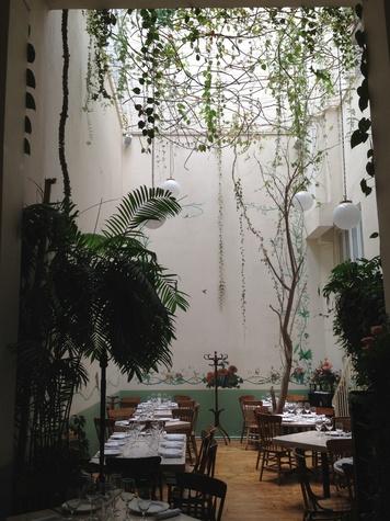 Restaurant Reforma