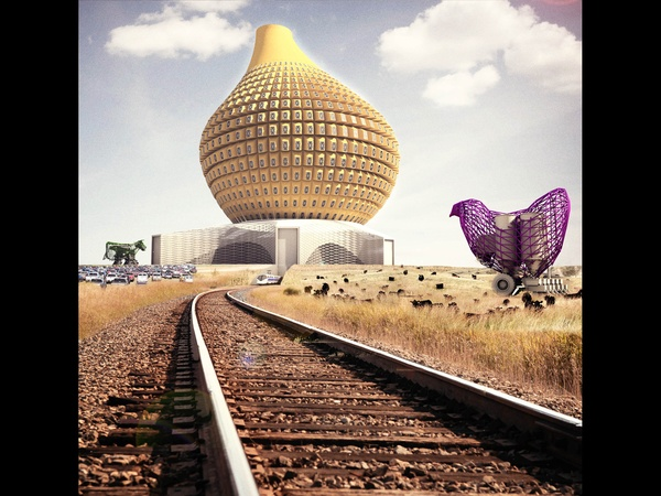News_Animal architecture_January 2012_second runner-up_Farmland World