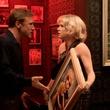Christoph Waltz and Amy Adams in Big Eyes