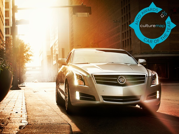 COTY Cadillac ATS