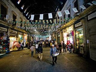Al-Hamidiyeh souq, Damascus, Syria