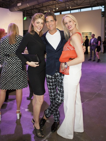 Heather Thomas, Niven Morgan, Katherine Brendel at MTV RE:DEFINE 2014