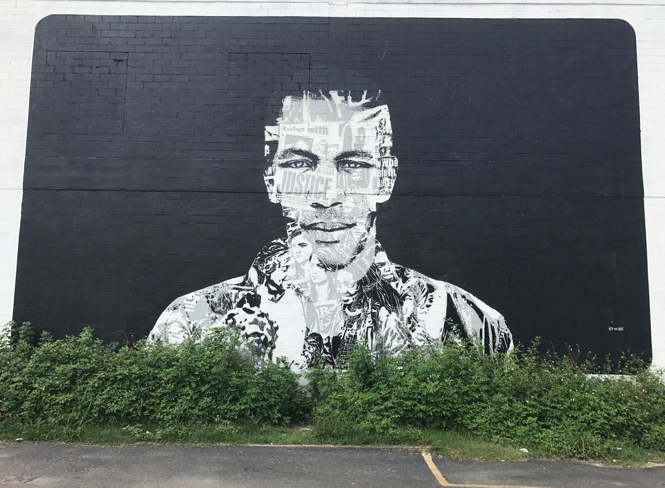 Houston street art