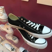 Ken's customized Chucks-after