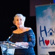 Halo House co-founder and executive director Kathleen Fowler at gala