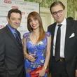 14 Leukemia & Lymphoma Society Houston Man & Woman of the Year June 2013 Carlos Barbieri, Karina Barbieri, Ted Loch