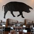Adair Kitchen, pig