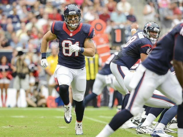 Texans offense motion