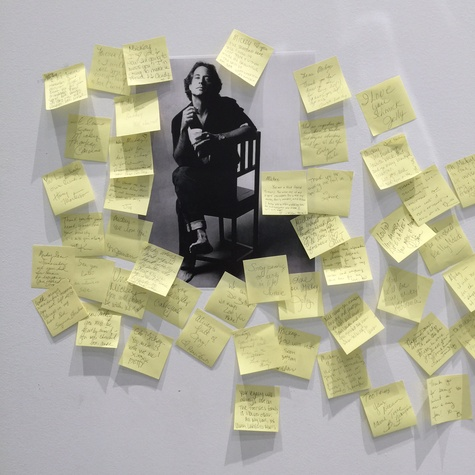Mickey's Memorial 6/16 love notes