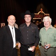 Bill Sessions, from left, Mike Watford and John Carson at the Northwest Ministries Gala October 2013