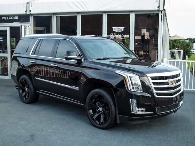 Cadillac at Byron Nelson
