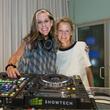 DJ Lucy Wrubel, Lynn McBee, Beglammed