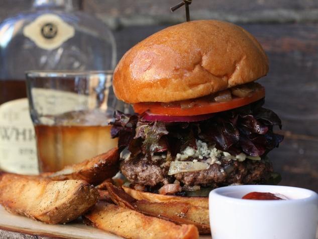 Bosscat Kitchen burger