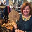 Gypsy jewelry designer Jeanette Simon